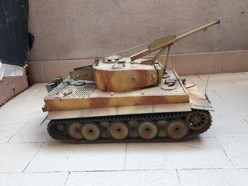 Bergerpanzer VI Ausf E Tiger I (BergerTiger) 20191113