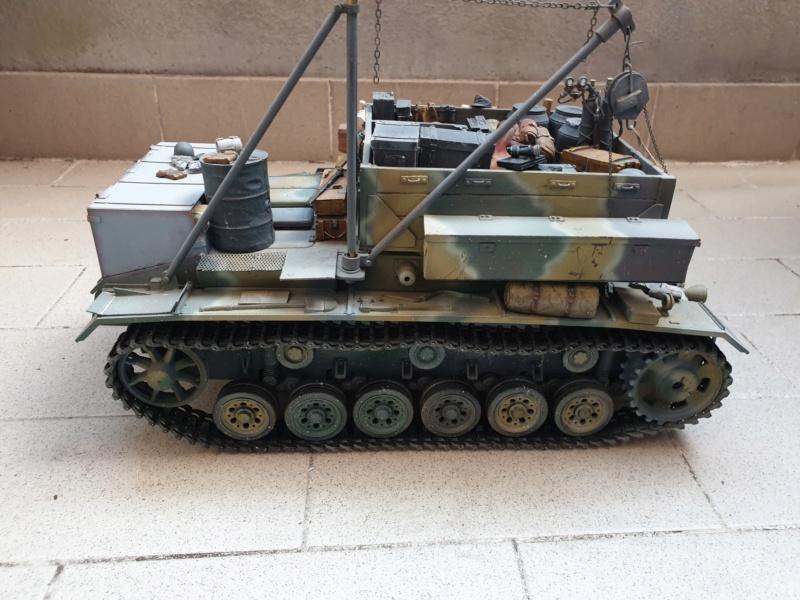 Pz.Kpfw.III Bergepanzer  20191118