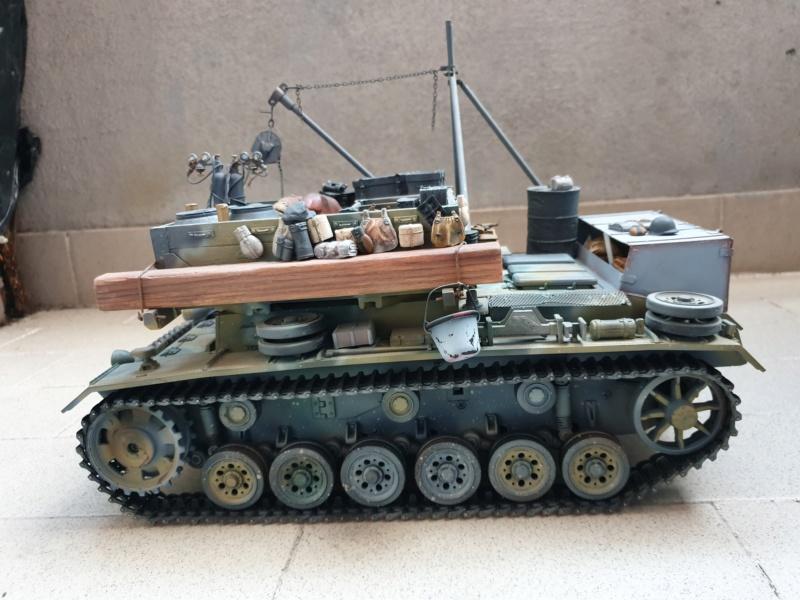 Pz.Kpfw.III Bergepanzer  20191119