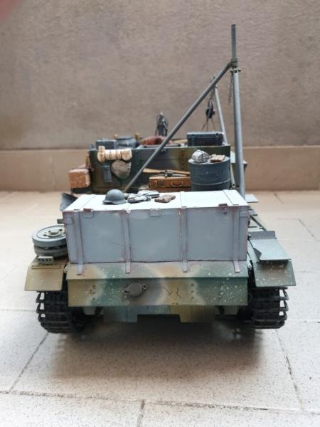 Pz.Kpfw.III Bergepanzer  20191121