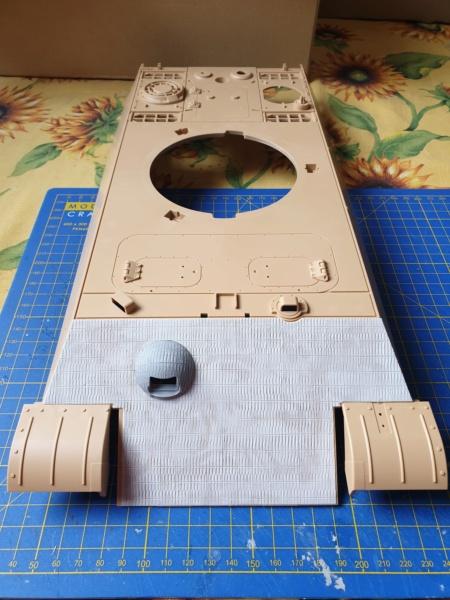 W.I.P. Panther Ausf G Tamiya By Rock63 20200216