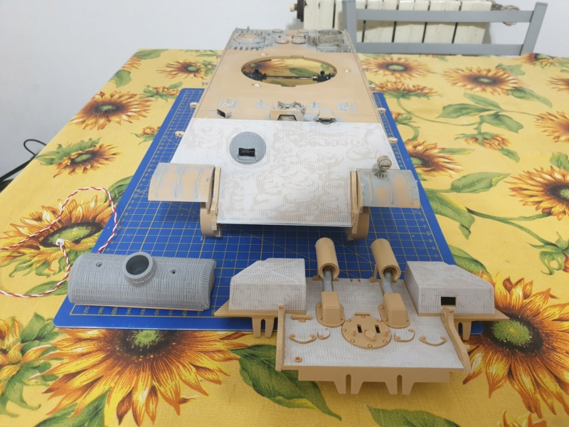 W.I.P. Panther Ausf G Tamiya By RegaHill 20200219