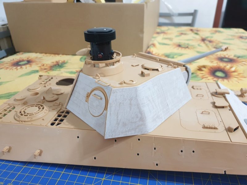 W.I.P. Panther Ausf G Tamiya Number Two By Admin CPT America 20200262