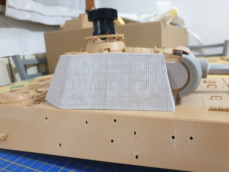 W.I.P. Panther Ausf G Tamiya Number Two By Admin CPT America 20200264