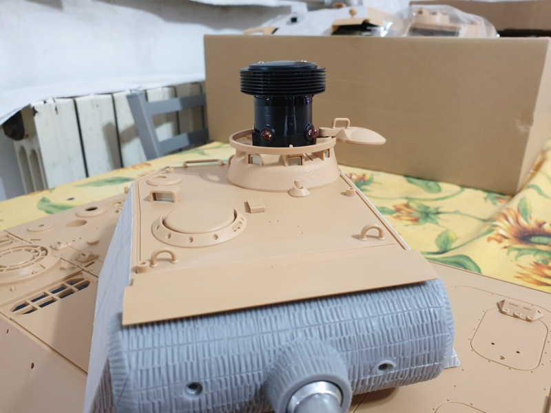 W.I.P. Panther Ausf G Tamiya By Rock63 20200275