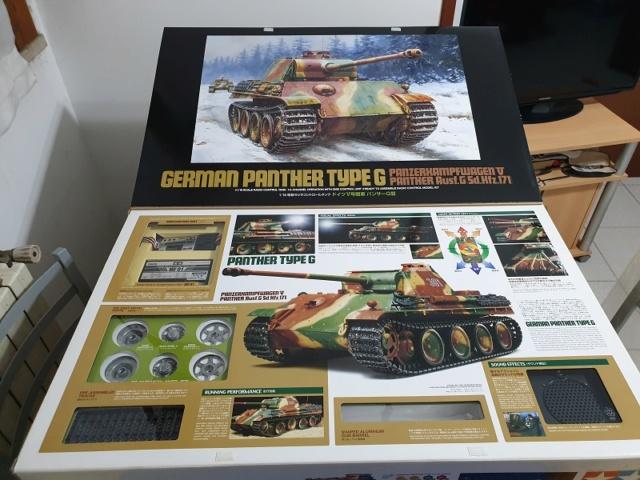 W.I.P. Panther Ausf G Tamiya By Rock63 216