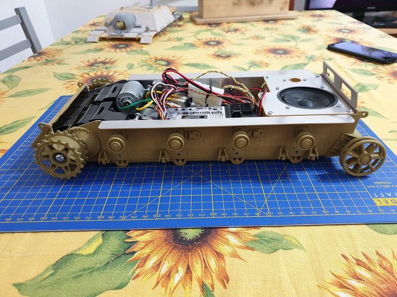 W.I.P. Jadpanzer IV L70 Tamiya by MadMax 3911