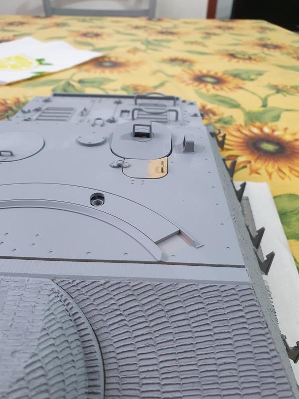 W.I.P. Jadpanzer IV L70 Tamiya by MadMax 4511