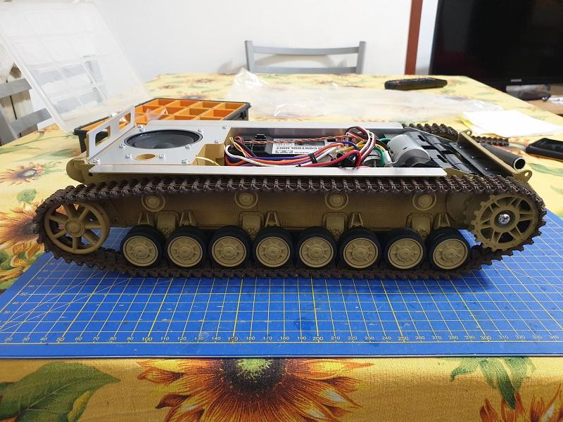 W.I.P. Jadpanzer IV L70 Tamiya by MadMax 4911