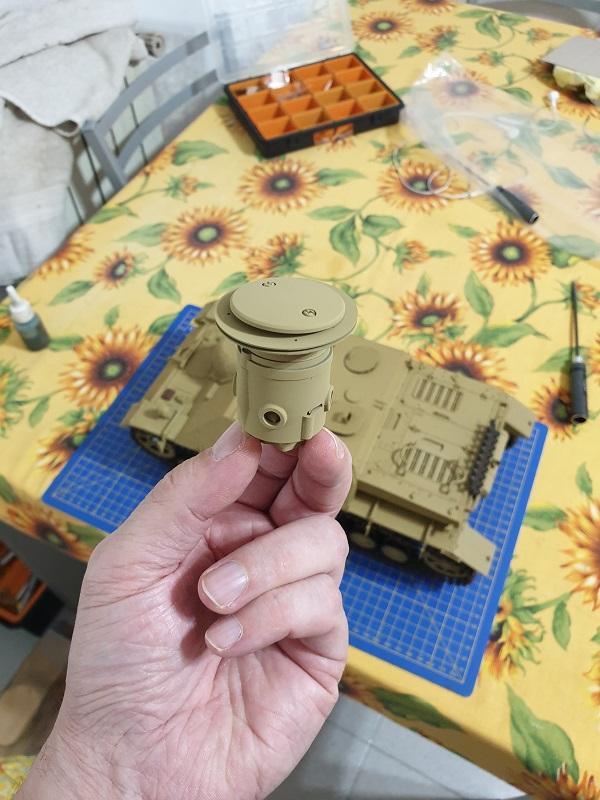 W.I.P. Jadpanzer IV L70 Tamiya by MadMax 5111
