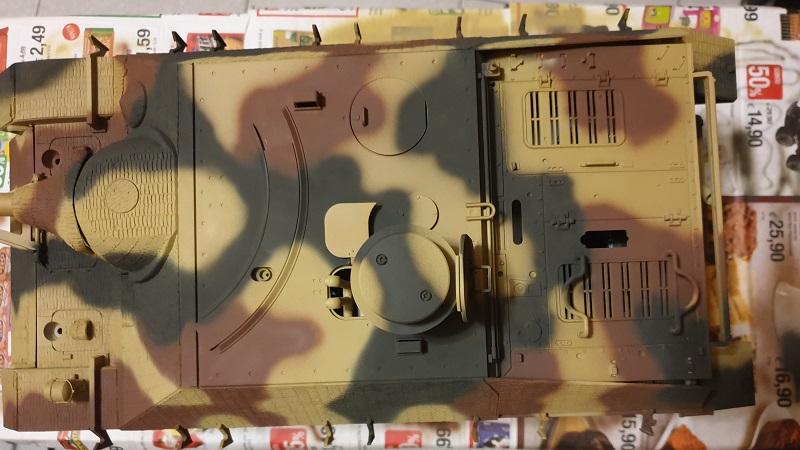 W.I.P. Jadpanzer IV L70 Tamiya by MadMax 6410