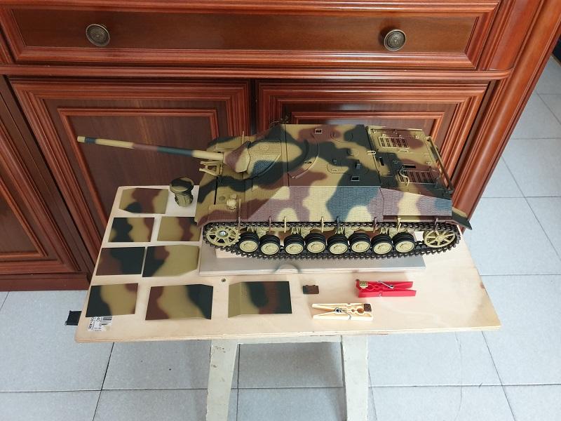 W.I.P. Jadpanzer IV L70 Tamiya by MadMax 6512