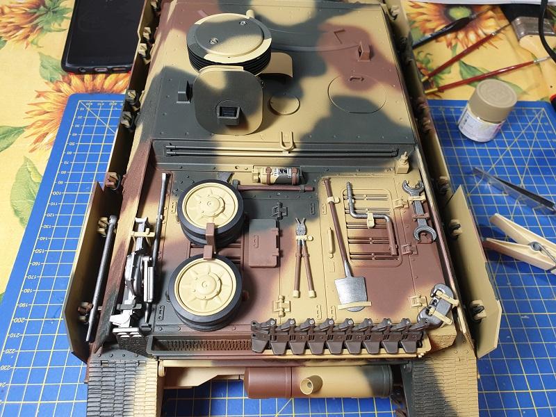 W.I.P. Jadpanzer IV L70 Tamiya by MadMax 8011