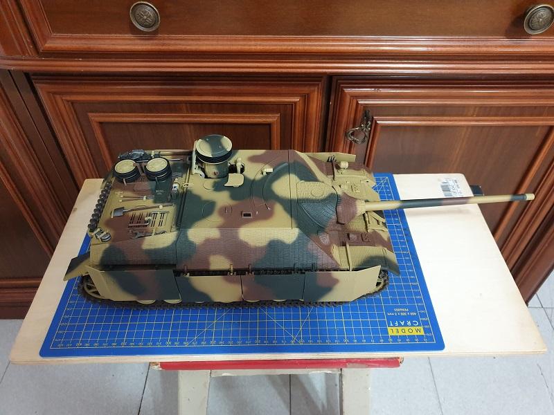 W.I.P. Jadpanzer IV L70 Tamiya by MadMax 8111