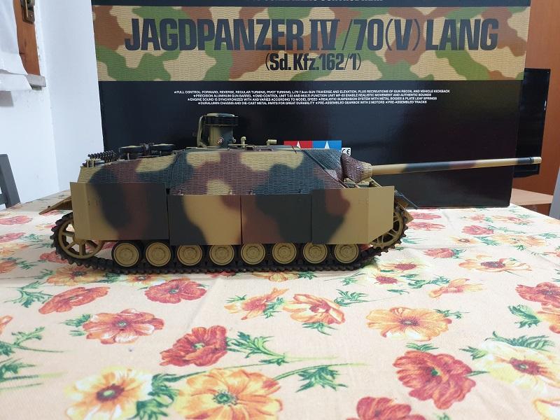 W.I.P. Jadpanzer IV L70 Tamiya by MadMax 8211