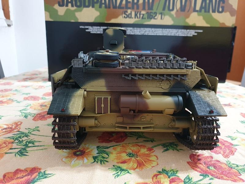 W.I.P. Jadpanzer IV L70 Tamiya by MadMax 8311