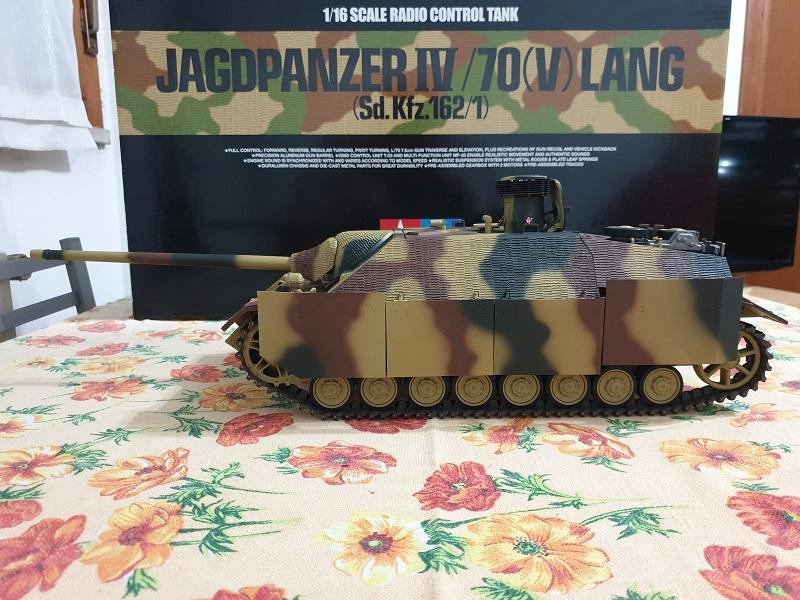 W.I.P. Jadpanzer IV L70 Tamiya by MadMax 8411