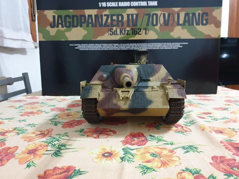 W.I.P. Jadpanzer IV L70 Tamiya by MadMax 8511