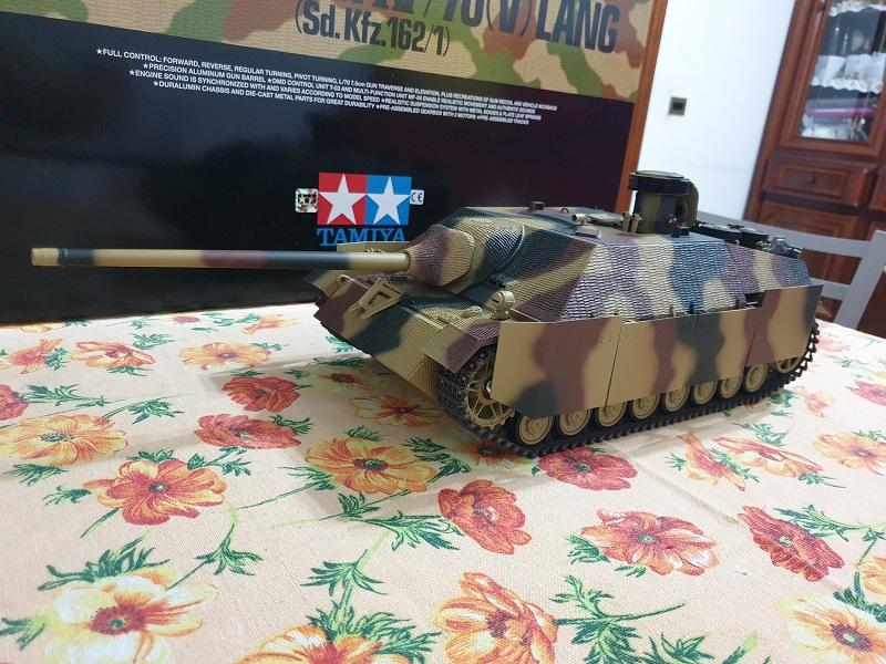 W.I.P. Jadpanzer IV L70 Tamiya by MadMax 8710