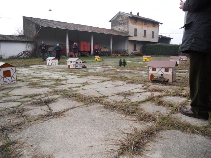 Cucina da campo & Rocca Forte di Hausser Domenica 5 Dicembre Domeni47