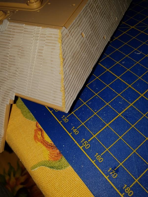 W.I.P King Tiger Tamiya full optional Kit di RegaHill Tb01710