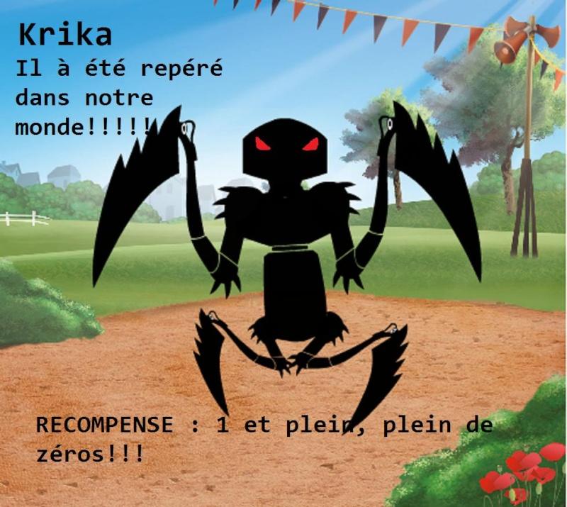 [Fan-Art] Vos portraits-robots du site officiel Hero Factory - Page 3 Krika_10