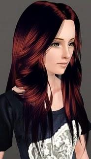 Cazy Hair Mesh 11 Famemo10