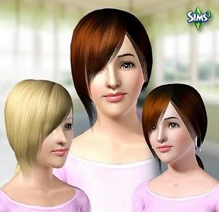 RaonSims Hair 11 Hair1110