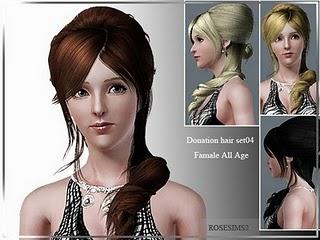 Rose Sims Hair Set 004-2 Hairse17