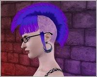 Aikea Guinea Punk Hair 2 Punk_h12