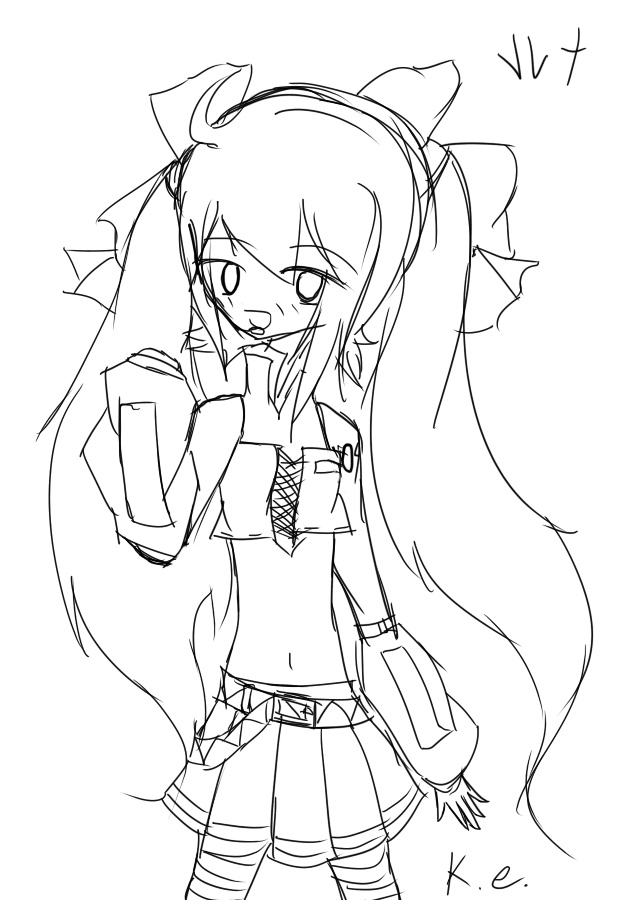 Taking art requests~ Luna_b10