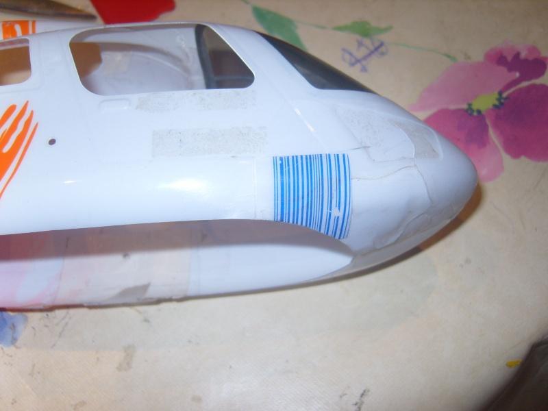 Réparation du fuselage Ss101614