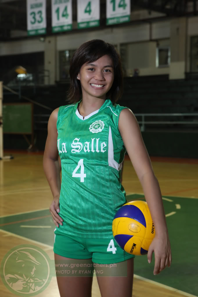 DLSU #4 STEPHANIE MERCADO Stepha10