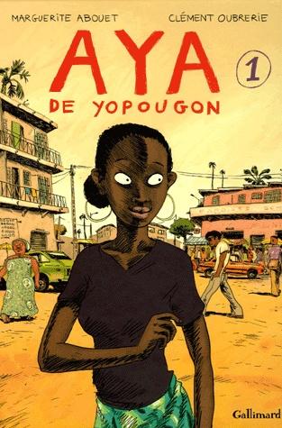 Aya de Yopougon - Série [Abouet, Marguerite]  Aya_bm10