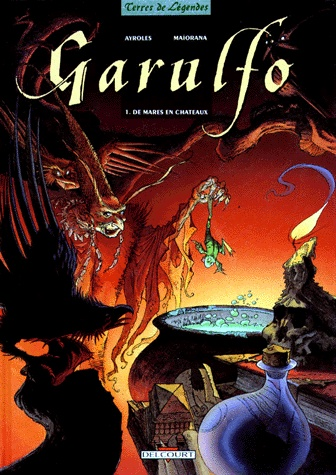 Garulfo - Série [Ayroles , Alain & Maïorana, Bruno]  Garulf10