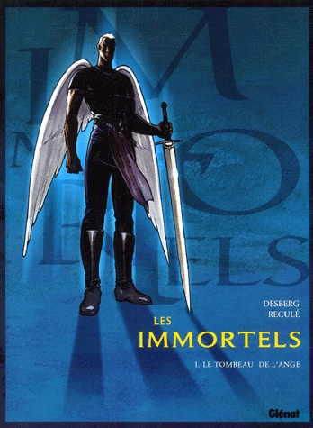 Les Immortels - Série [Desberg, Stephen] Immort10