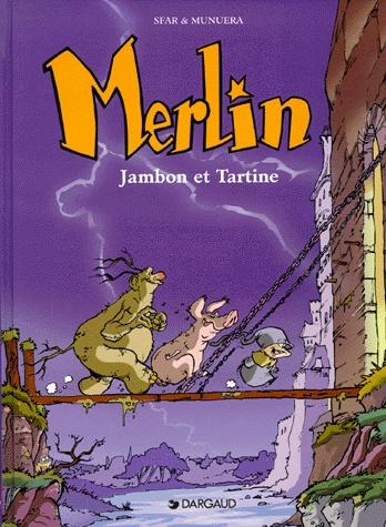 Merlin - Série [Munuera, José-Luis]  Merlin10