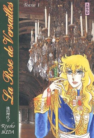 Shojo: La rose de Versailles - Série [Ikeda, Riyoko] Rose_v10
