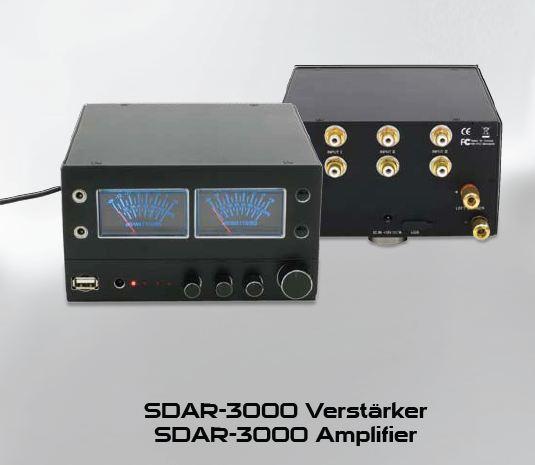 Scythe SDAR-3000 Amplifier Sdar-310
