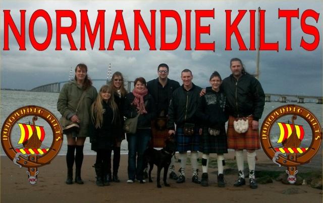Association Normandie Kilts Groupe12