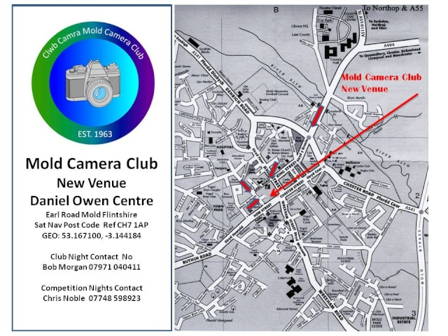 Map for Daniel Owen Centre New_ma10