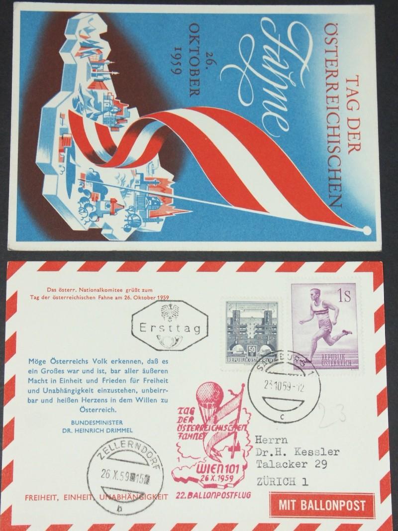 "22. Ballonpost 26.10.1959 Wien - ""Drimmel""-Karte? Pict3011"