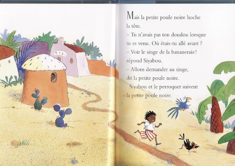 Description des livres ztampés Doudou10