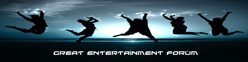 Entertainment forum | Entertainment Community | Hollywood discussion forum | Hollywood Forums