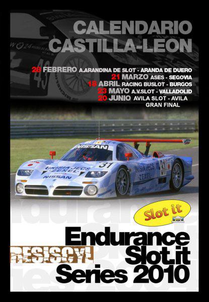 ResisCyl Endurance Series 2010 19-20 de Junio Cartel11