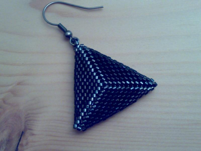 Pendiente triangular delicas Triang10