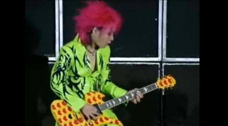 [X JAPAN] [hide] [1997 The Last Live] 510