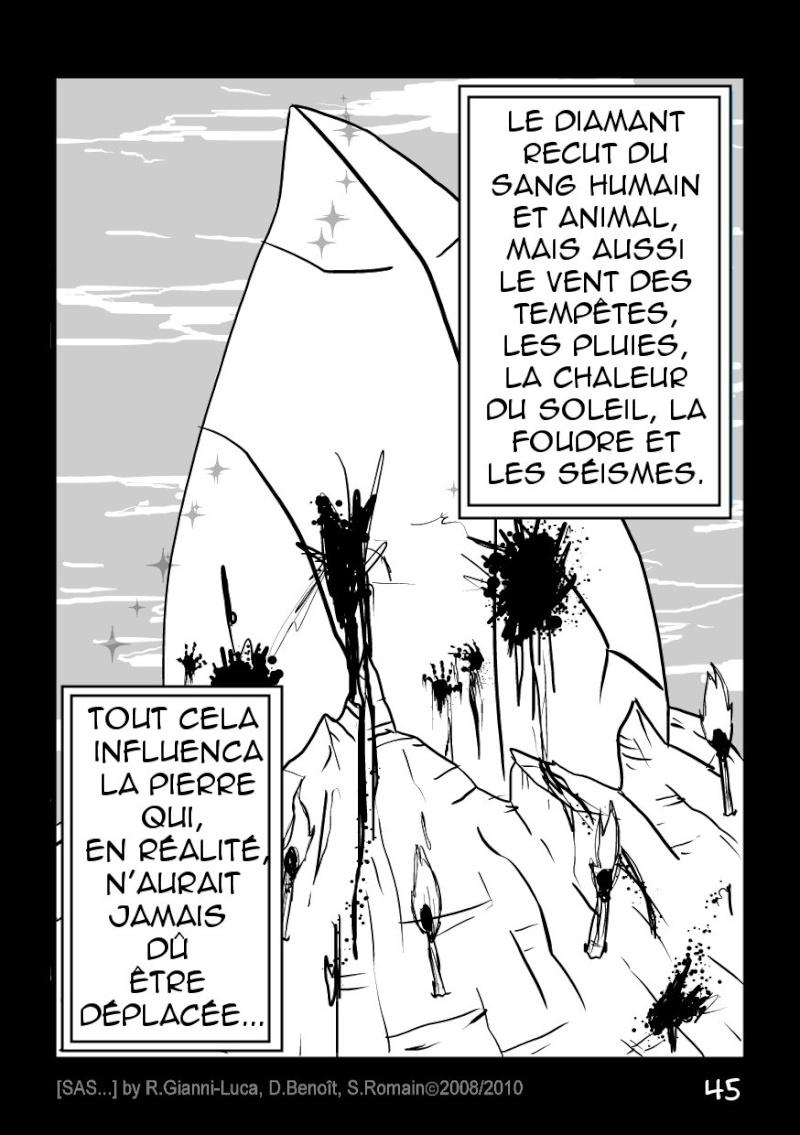 [SI J'AVAIS SU...] par Aioliadelleone & Kakashi - Page 2 Pages_18