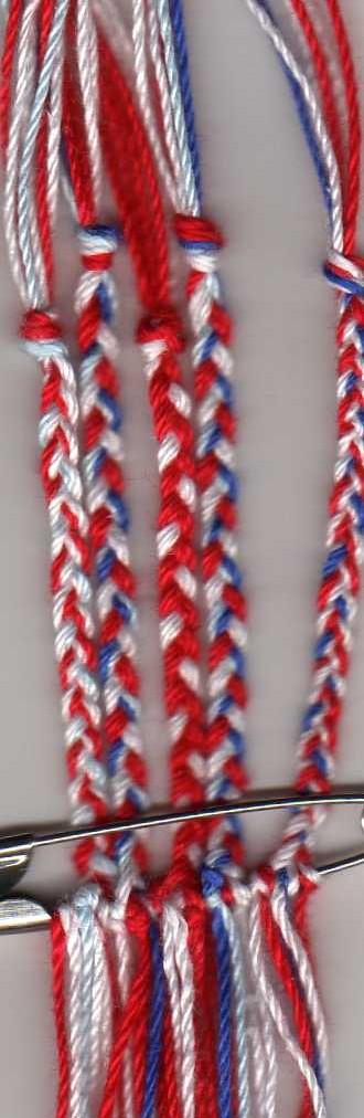 *Astuces pour commencer un bracelet sans bosses* Img04410
