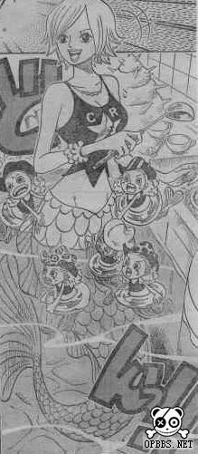 One Piece Manga 608 Spoiler Pics   0214